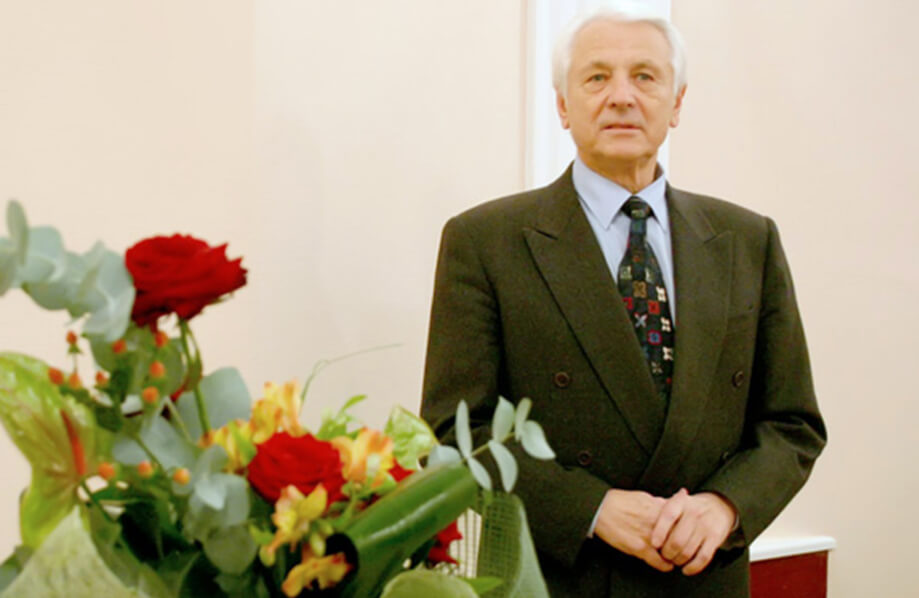 Биография Виктора Сергеевича Попова