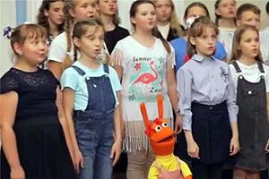 Новости Большого детского хора